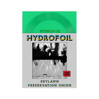 Hydrofoil's Skylawn Preservation Union - 7'' Green Flexidisc