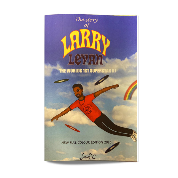 The Story of Larry Levan: 1st superstar DJ by Matty