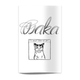 Osaka the cat by alex l combs