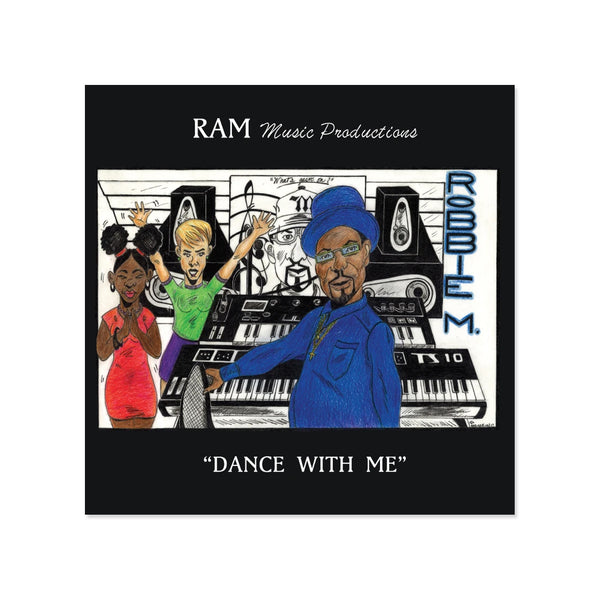 "ROBBIE M ""DANCE WITH ME"" PPU-090"