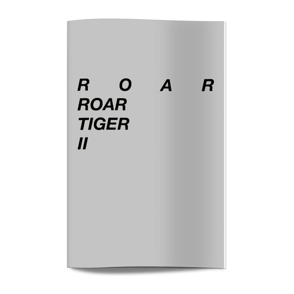 Roar Tiger by Yusukue Nagaoka