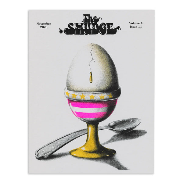 The Smudge - Volume 4, Issue 11 - November 2020