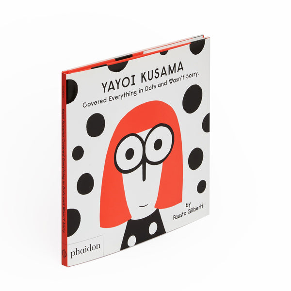 Yayoi Kusama Covered Everything in Dots and Wasn't Sorry. Fausto Gilberti