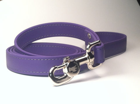purple leash - $25