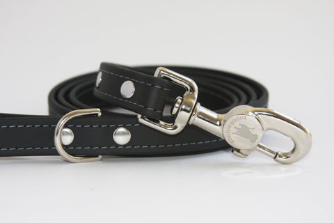 black leash - $25
