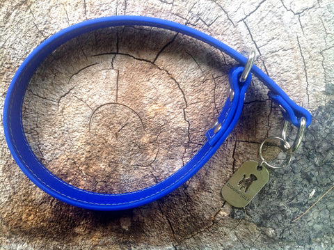 blue slip collar - $20