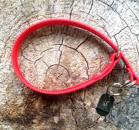 red slip collar - $20