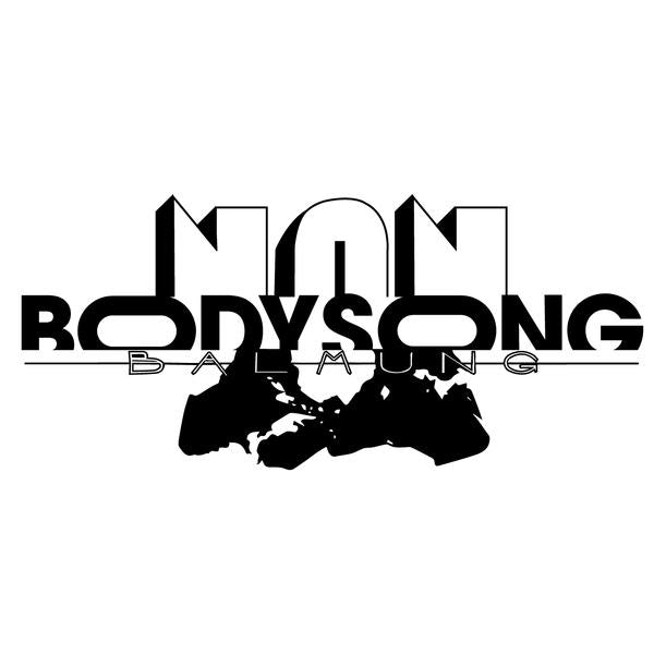 NFFN presents BALMUNG / BODYSONG. / NONTOKYO TRIPLE NAME T-SHIRT