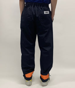 〈RefLite x NFFN〉GRAFFITI PANTS /グラフィティーパンツ (NAVY)