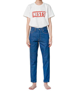 〈westoveralls〉806T DENIM(ONE WASH)