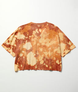〈QUI × YUUKI from CHAI〉LOVE ANIMAL T-SHIRT #1/ ラブアニマルTシャツ(BROWN)