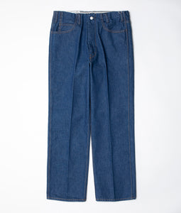 〈westoveralls〉827F DENIM(ONE WASH)