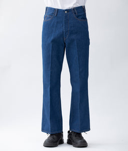 〈westoveralls〉817F DENIM(ONE WASH)