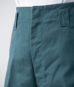 〈SHINYAKOZUKA〉PANTALON WITH DICKIES / パンタロンウィズディッキーズ(BLUEGREEN)