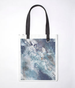 〈SHINYAKOZUKA〉TOTE WITH YABIKU HENRIQUE YUDI / トートウィズヤビクエンリケユウジ(BLUE)