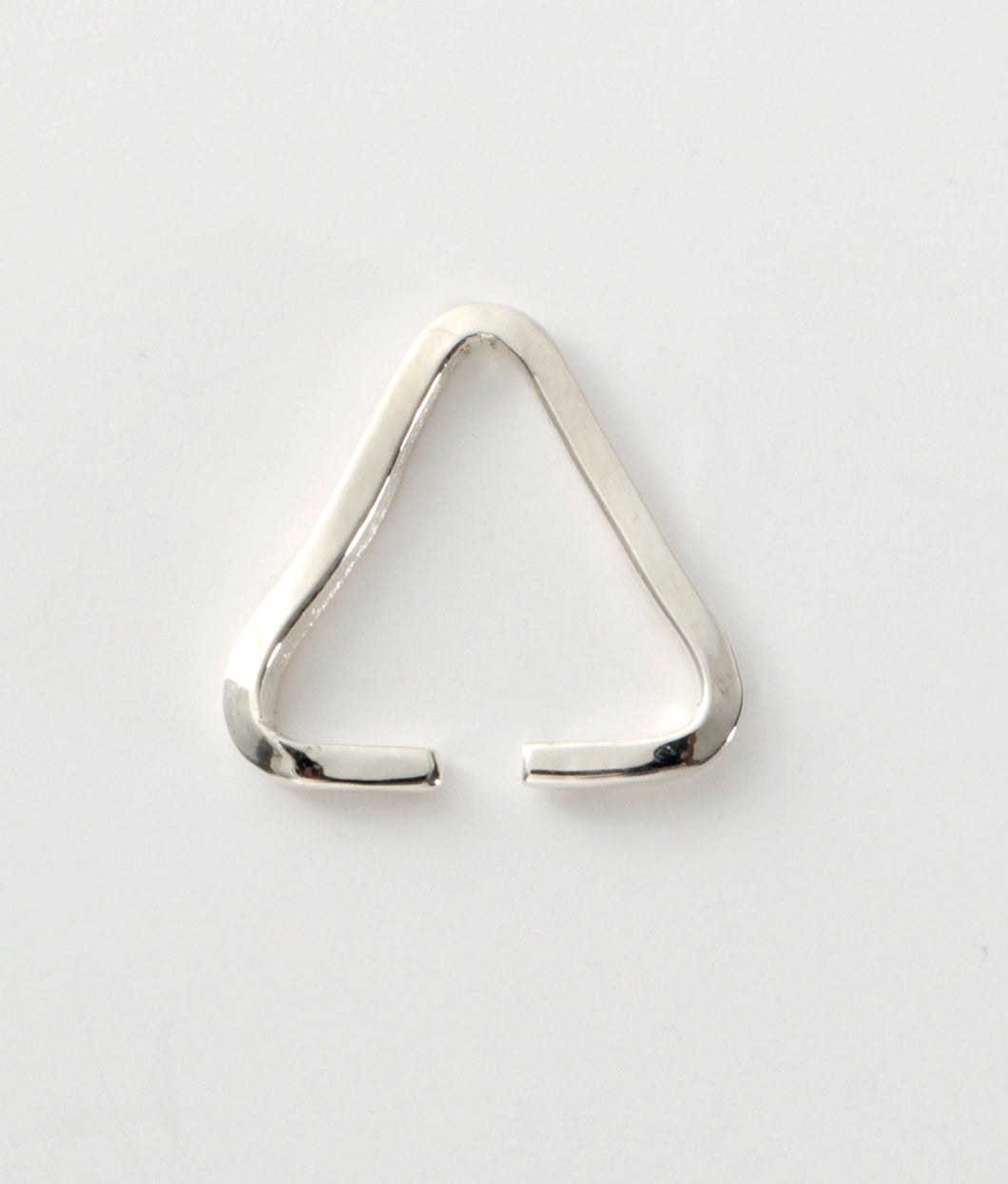 〈FAIS DESIGNS〉SHAPES EAR CUFFS △/シェイプイヤカフ(SILVER)