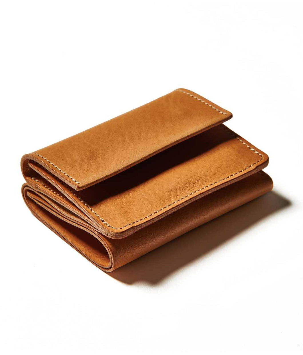〈LIM DESIGN〉MINI WALLET / ミニウォレット(NATURAL)