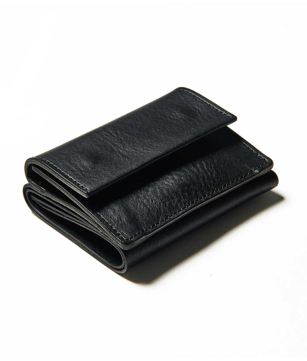 〈LIM DESIGN〉MINI WALLET / ミニウォレット(BLACK)