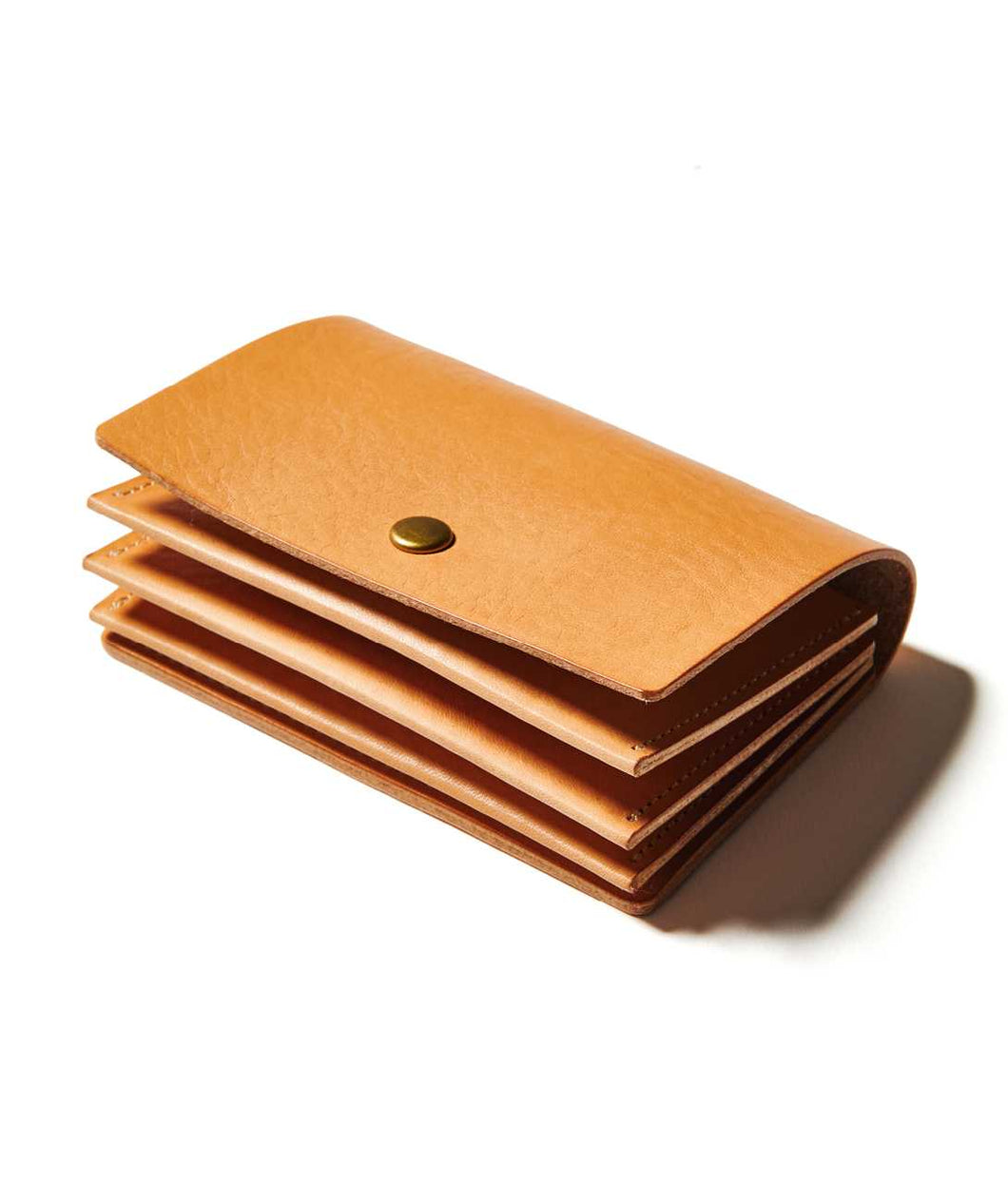 〈LIM DESIGN〉Card Case / カードケース (NATURAL)