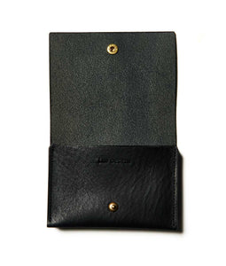 〈LIM DESIGN〉Card Case / カードケース (BLACK)