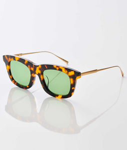 〈TENDER PERSON〉SUNGLASSES / サングラス (GREEN)