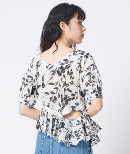〈old honey〉52℃ TOPS / 52℃トップス(WHITE)