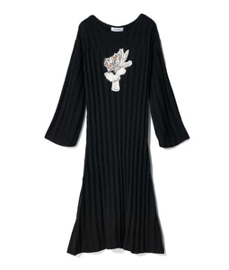 〈old honey〉56℃ DRESS / 56℃ドレス(BLACK)