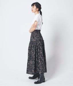 〈old honey〉53℃ SKIRT / 53℃スカート(BLACK)