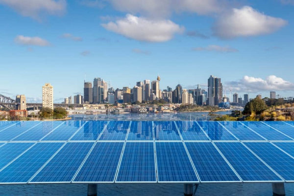 Sydney renewable energy