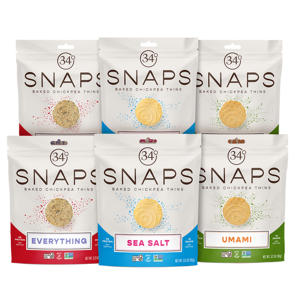 Snaps Variety Pack