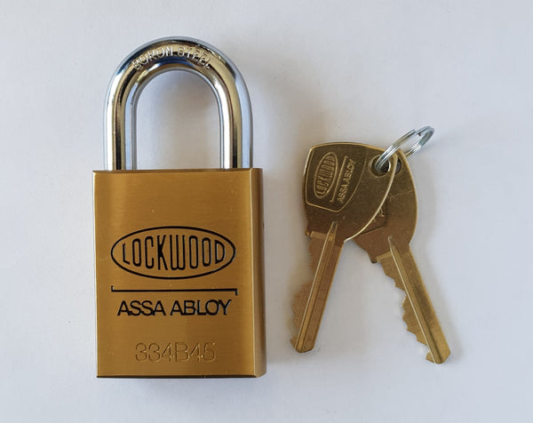 Lockwood  334 Series Padlock