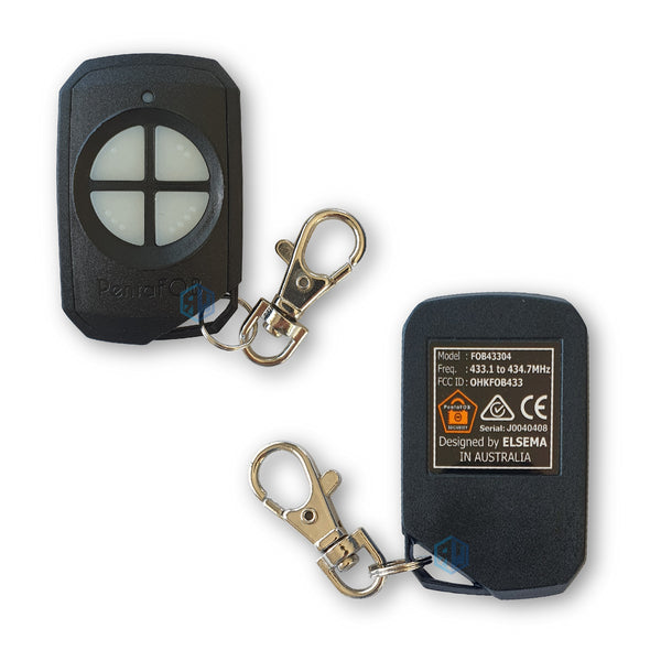 Elsema PentaFOB Garage/Gate Remote