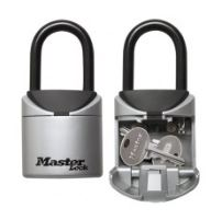 Master Lock Key Box Campact With Shackle