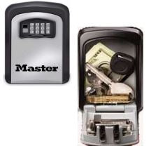 Master Lock Key Box Wall Mount