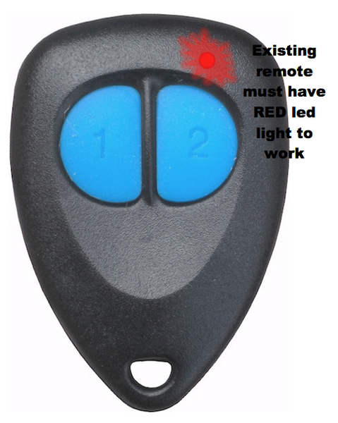 Rhino Car Alarm Remote