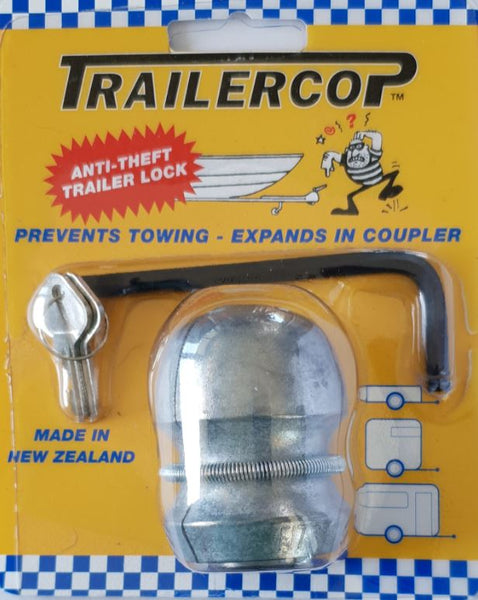 Trailer Cop: 1 7/8 inch Coupling Lock