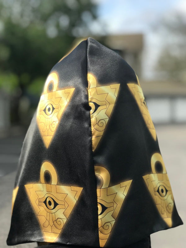 "EXCLUSIVE Yu-Gi-Oh!  ""Millennium Puzzle"" Inspired Crowns"