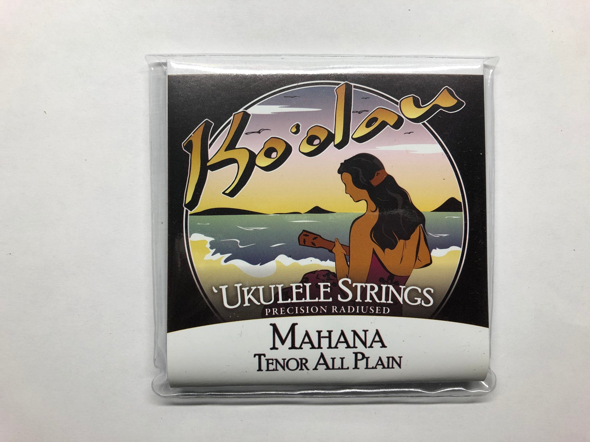 Koolau Mahana Tenor Ukulele Strings - All Plain