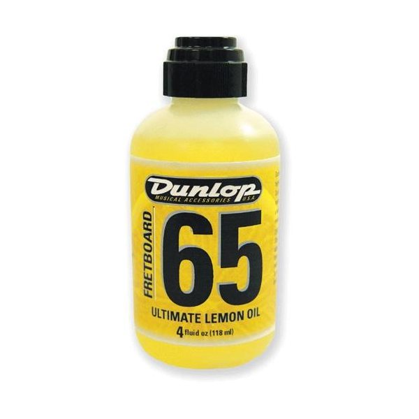 Dunlop JD6554 Ultimate Lemon Oil Polish Guitar