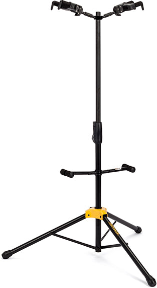 Hercules GS422B+ Auto Grip Double Guitar Stand