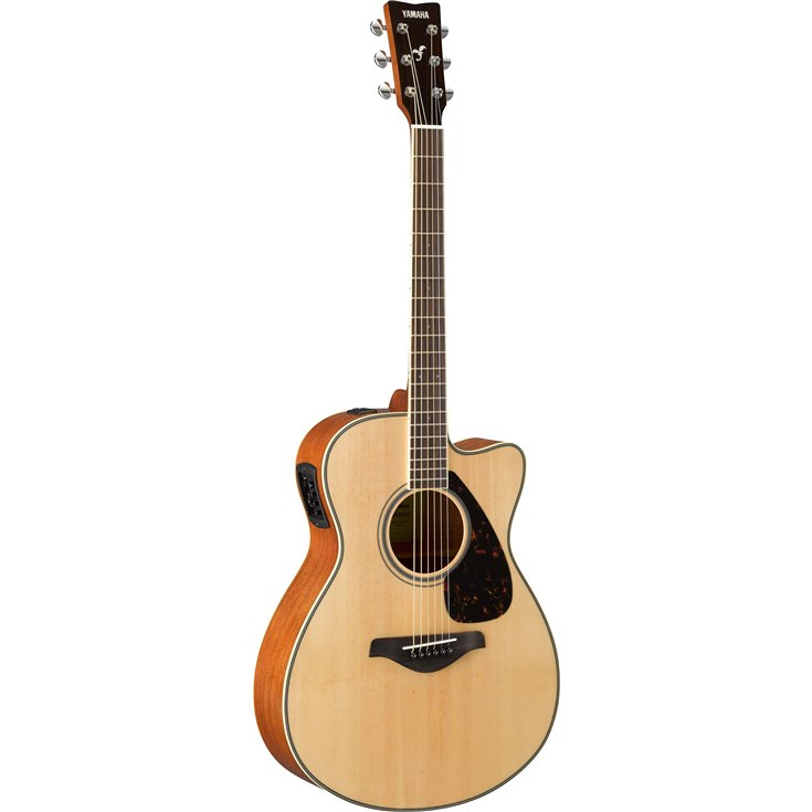 Yamaha FSX800C Acoustic Guitar - Natural