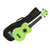 Mahalo MR1-GN Soprano Ukulele w/ Bag - Green