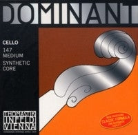 Thomastik Infeld Dominant Cello Strings - 4/4 Med