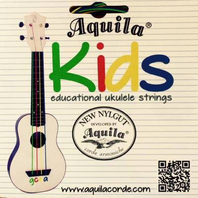 Aquila Kids Ukulele String-Soprano to Tenor