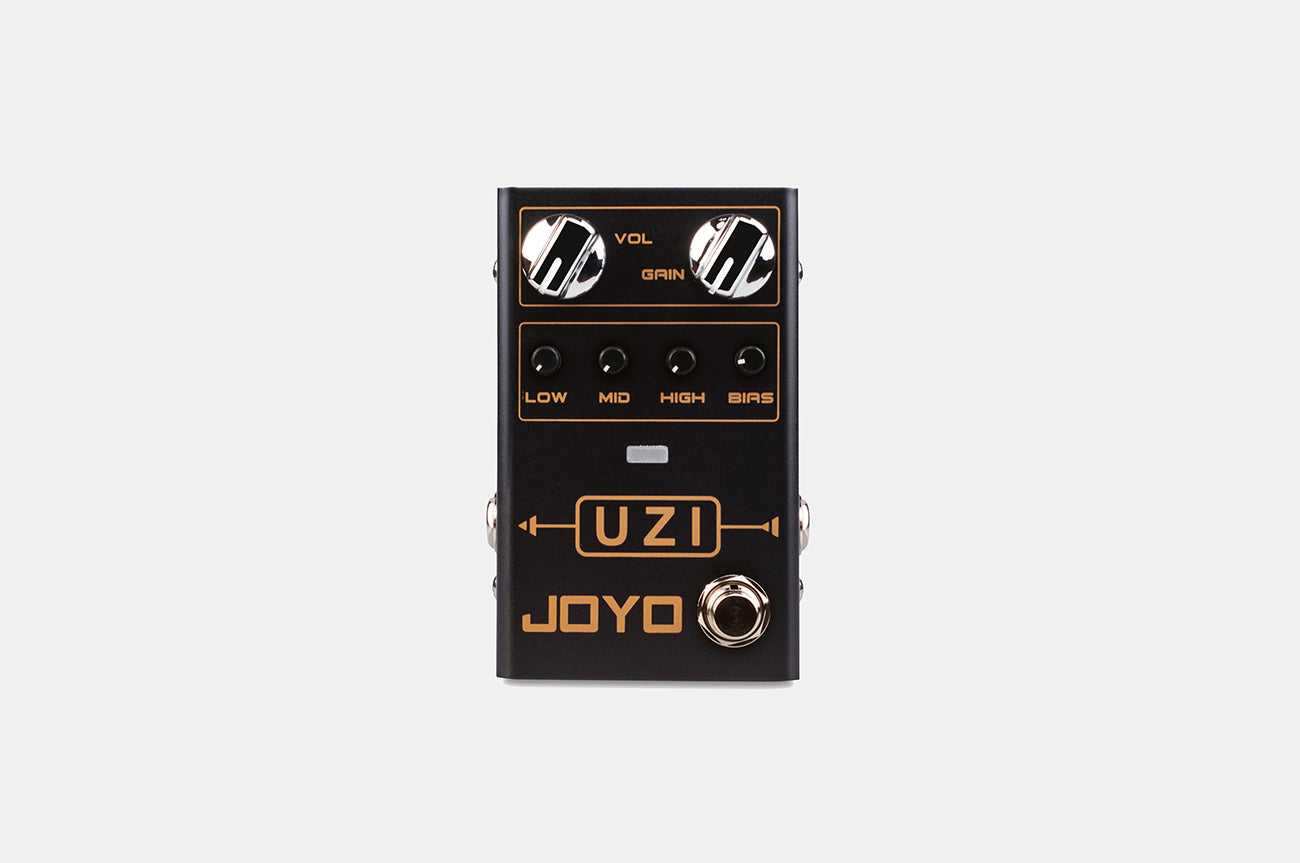 Joyo UZI Overdrive Distortion Pedal
