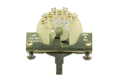Original CRL 5-Way Switch for Stratocaster - Allparts EP-0076-000