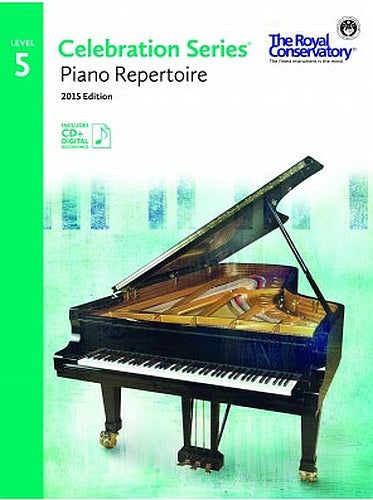 RCM Piano Repertoire Level 5 Celebration Series 2015 ED
