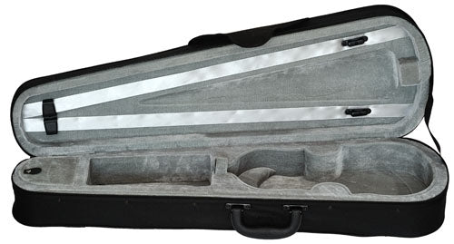 GEWApure Shp. Violin Case 4/4 - Black