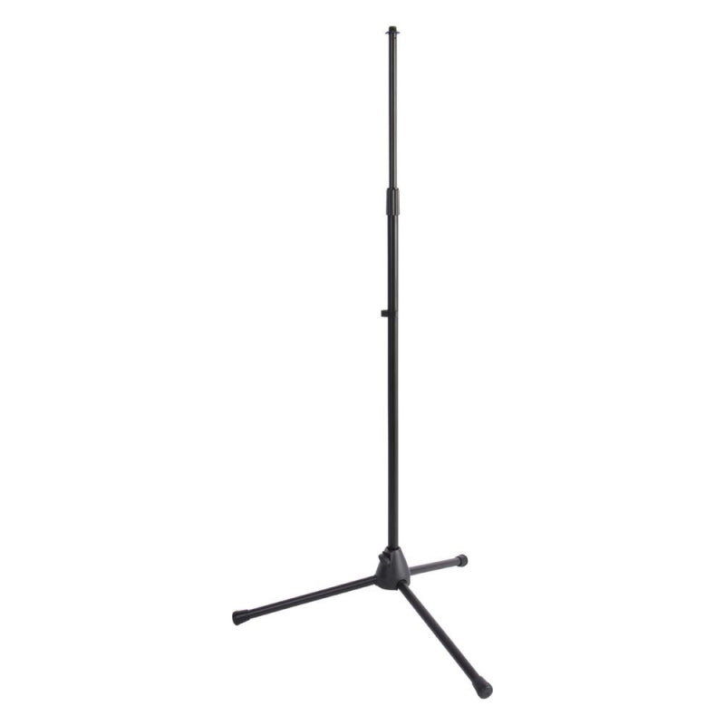 On-Stage Stands MS7700B Tripod Base Mic Stand - Black