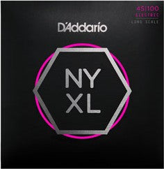 D'Addario NYXL45100 - Set Long Scale Bass - Regular Light - 45-100